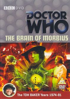 57). The Brian of Morbius. Starring Tom Baker as the Doctor and Elisabeth Sladen as Sarah Jane