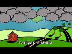 """The Seasons in Spanish"" - Las Estaciones with BASHO & friends - YouTube"