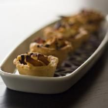 Goat Cheese Tartlets, 5 Ways by Melissa
