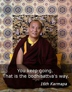 16 Karmapa