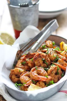Spicy New Orleans-Style Shrimp