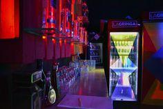 detalla barra La Gringa bar Diseñador Ignacio Stesina para Sintagma