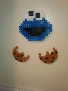 Hama - cookie monster