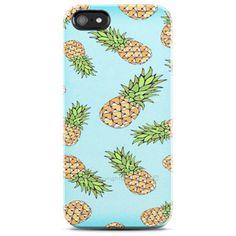 Cute pineapple iphone case