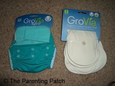 GroVia Hybrid Shell and Soaker Pads Review