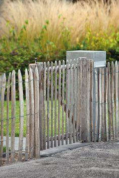 Landscape Plans, Landscape Design, Fence Design, Garden Design, Mulch Yard, House Near The Sea, Country Fences, Design Jardin, Beach Gardens