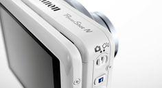 Canon PowerShot N Facebook camera
