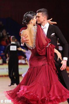 Peter Kulikov and Diana Basanova 2015