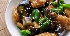 なす&ピーマン&鶏むね肉で簡単中華! by moj 【クックパッド】 簡単おいしいみんなのレシピが276万品