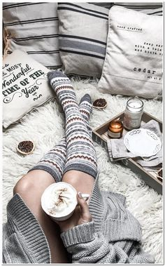 Room Decor - Should I put my bed in the corner Coffee In Bed, Morning Mood, The Face Shop, Hygge Home, Room Decor, Wall Decor, Flatlay Styling, Cozy Place, Bed Styling