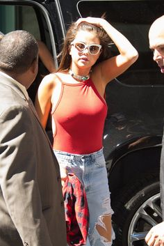 Selena Gomez Will Show You a New Way to Wear Your Swimsuit