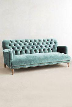 Slub Velvet Orianna Sofa                                                                                                                                                                                 More