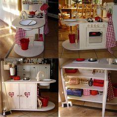 Kinderküche selber bauen toom  Kinderküche Bauanleitung zum selber bauen | Heimwerker-Forum ...