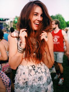 Festival Fashion at Pitchfork 2014: Day One | Free People Blog #freepeople