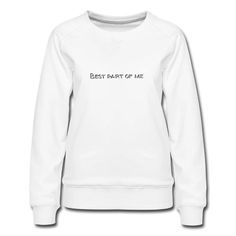 This classic crew-neck sweatshirt is an essential basic for anyone's wardrobe. The ribbed cuffs on the sleeves and waist are reinforced, and the high-quality cotton ensure that you'll enjoy this cuddly and cool sweatshirt for many moons to come.