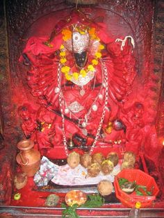 Place: Mithila, Indo-Nepal border Body part: Left shoulder Shakti: Uma Bhairava: Mahodara