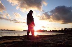 Penboch' Sunset Man