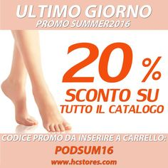 Last day of promo 30 August Get it while it's hot! Insert to cart and receive a 20 % discount!