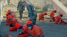 Узники Гуантанамо потребовали убрать из тюрьмы охранников-женщин.  Вашингтон, 5 ноября. Предполагаемый организатор терактов 11 сентября Халид Шейх Мохаммед и четыре его подручных устроили скандал в тюрьме Гуантанамо, заявив, что отказываются от того, чтобы их об