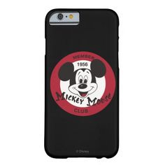 Mickey Mouse Club Barely There iPhone 6 Case