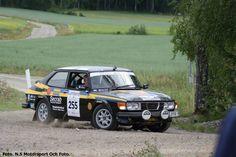 99 Turbo rally car