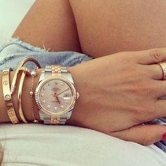 #Rolex Watch Rose Gold   Outlet Value Blog