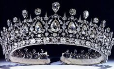 Top 10 Favorite British Royal Tiaras The Fife Tiara. Given to Princess Louise, daughter of King Edward VII upon her marriage to the Duke of Fife.The Fife Tiara. Given to Princess Louise, daughter of King Edward VII upon her marriage to the Duke of Fife. Royal Crowns, Royal Tiaras, Crown Royal, Tiaras And Crowns, British Crown Jewels, Princess Louise, Princess Alexandra, Princess Mary, Princess Elizabeth