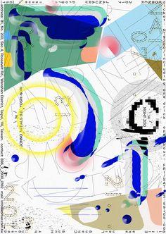 korner program issue 051 on Behance