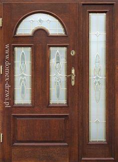 Numer katalogowy 186 - Drzwi zewnętrzne - DOMEX