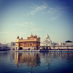 Golden Tempel in Amritsar, Indien