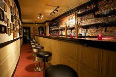 Proletariat: a speakeasy beer bar in NYC