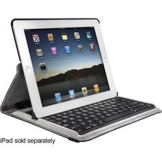 iPad case w/ keyboard
