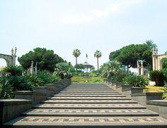 Villa Bellini Catania Sicily