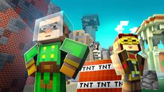 """Telltale Games adventure into the world of Minecraft had a bold and exciting start with Episode 1 """"The Order of the Stone"""" with a rollercoaster ride that has set up Episode 2 """"Ass…"""