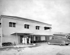Silver beach cottages and hotel destin florida 1960 39 s for Beach city motors fort walton beach fl
