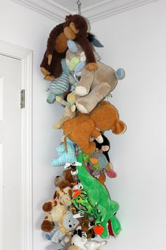 Kidd's Kreations: Homemade Stuffed Animal 'Chain Gang'