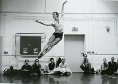 Those men and their leaps