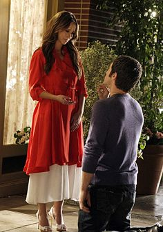 Ghost Whisperer. Jim and Melinda were one of the cutest television couples.