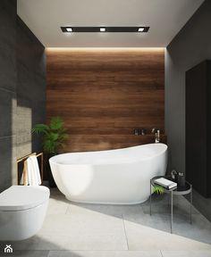 Łazienka z wanną - zdjęcie od Mohav Design