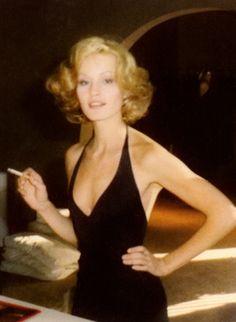 Jessica Lange, c. 1974.