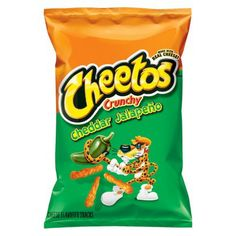 Cheetos Cheddar Jalapeno oz (Pack of Jalapeno Cheetos, Mac N Cheetos, Cheetos Cheese, Bag Of Cheetos, Cheetos Crunchy, Jalapeno Cheddar, Cheese Snacks, Cheddar Cheese, Cheetos Flavors