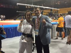 NYAC Judoka Marti Malloy wins gold for Team USA.