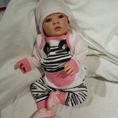 Reborn Baby Girl Sabrina Le 56 300 Reva Schick | eBay