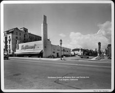 Geographic Subject (Roadway)Wilshire Boulevard & Norton Avenue Geographic Subject (City or Populated Place)Hancock Park; Los Angeles Geographic Subject (County)Los Angeles Geographic Subject (State)California Geographic Subject (Country)USA Geographic Subject (Manmade Feature)Thriftimart  Coverage date1937 PhotographerDick Whittington Studio Publisher (of the Digital Version)University of Southern California. Libraries