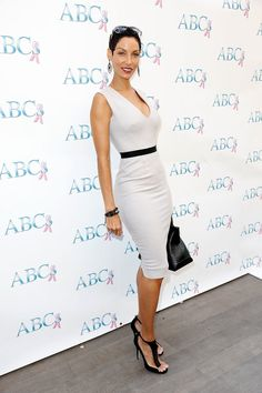 Nicole Murphy...she has one of the best bodies that I have ever seen! <3