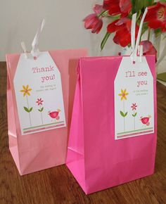 Set Of Eight Hen Night Party Bags By Little Fish Events Notonthehighstreet