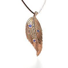 Birds of a Feather Pendant