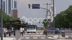 9 de Julio Avenue, Buenos Aires - Stock Footage   by buclefilm