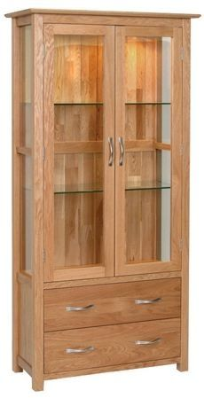 Devonshire New Oak Furniture Display Cabinet Pallet Furniture Wardrobe, Pallet Garden Furniture, Rustic Living Room Furniture, Cool Furniture, Furniture Design, Bedroom Furniture, Furniture Ideas, Deco Furniture, Metal Furniture