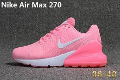 on sale af3d8 de6c7 Nike 270 KPU AIR MAX 270 KPU Women Pink Red White 36-40